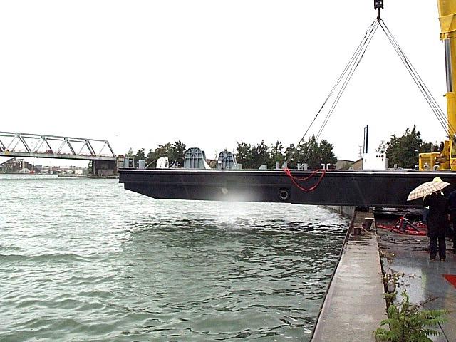 Nos r f rences r parations et constructions navales nautilia - Construction peniche neuve ...