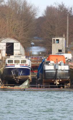 Constructions & réparations navales